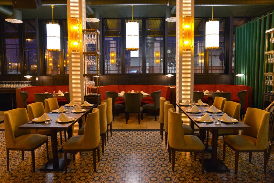 Aislamiento ruido restaurante