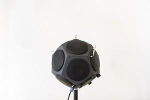 Fuente ruido dodecaedro